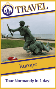 Tour Normandy in 1 day