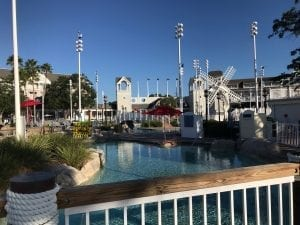 Disney's Yacht Club Resort Pool