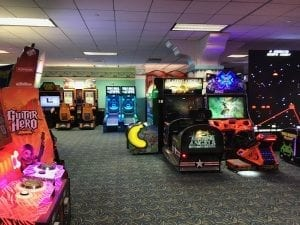 Disney's Yacht Club Resort Arcade