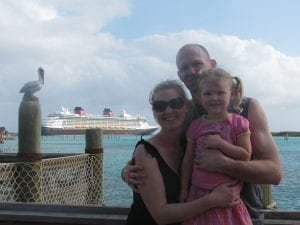 Family Vacation on a Disney Cruise