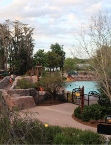 Walt Disney World Resort Pool