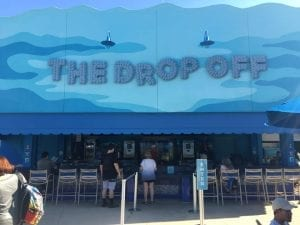 Art of Animation The Drop Off Poolside Food