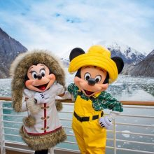 Top Three Reasons to take an Alaskan Disney Cruise
