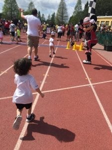 run Disney kids race