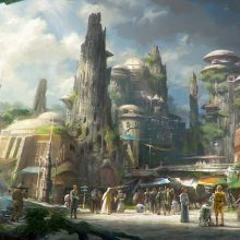Reservations to visit Star Wars Galaxys Edge at Disneyland start May 2