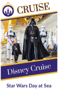 Star Wars at Sea on Disney Cruise Line