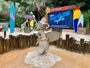 Disney's H2O Glow Nights Party at Typhoon Lagoon