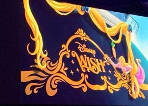 Disney Cruise Ship Wish