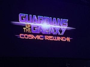 Guardians of the Galaxy Cosmic Rewind