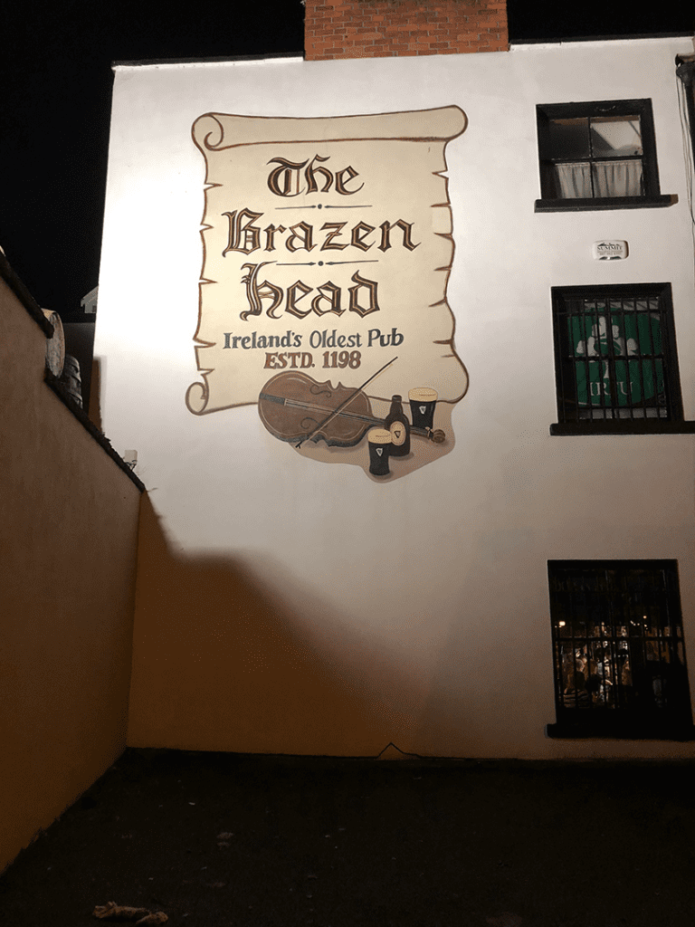 The Brezen Head Ireland's Oldest Pub