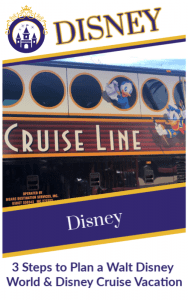 3 Steps to Plan a Walt Disney World and Disney Cruise in One Vacation