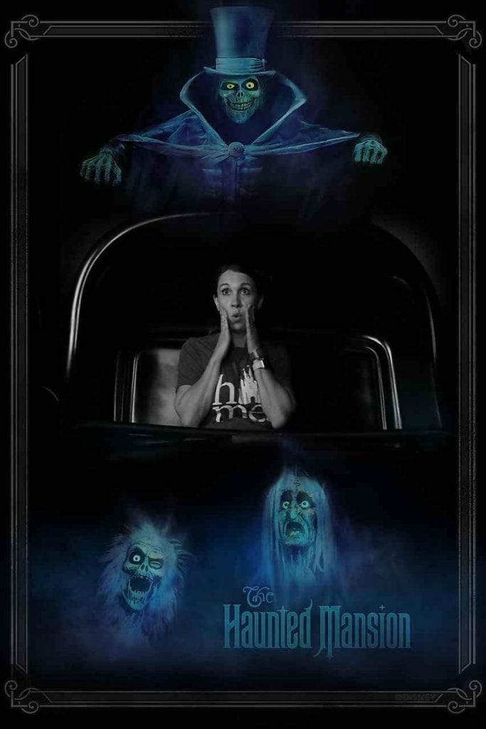 Solo Disney World Trip on the Haunted Mansion