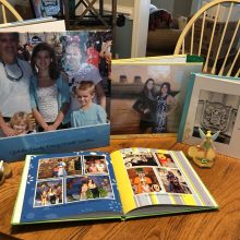 Disney Memory Maker Scrapbook Projects