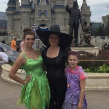 The Walt Disney World Halloween Holiday Spirit
